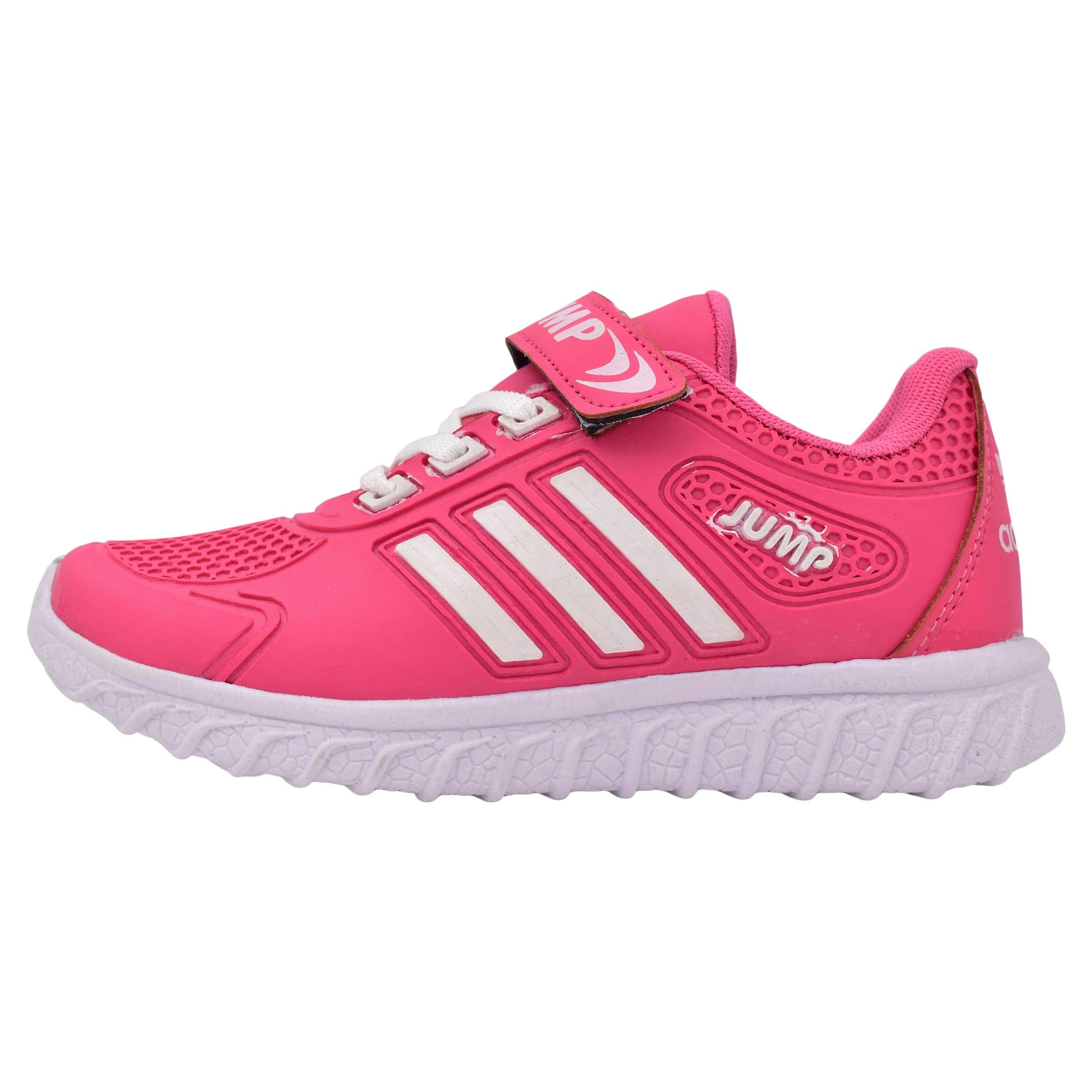 کفش مخصوص پیاده روی دخترانه کد 7583
