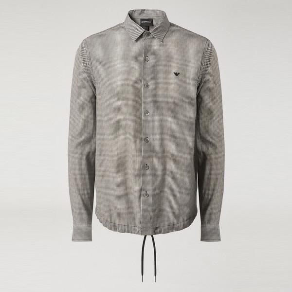 پیراهن آستین بلند مردانه امپریو آرمانی مدل 3Z1CM61NGHZ-F008