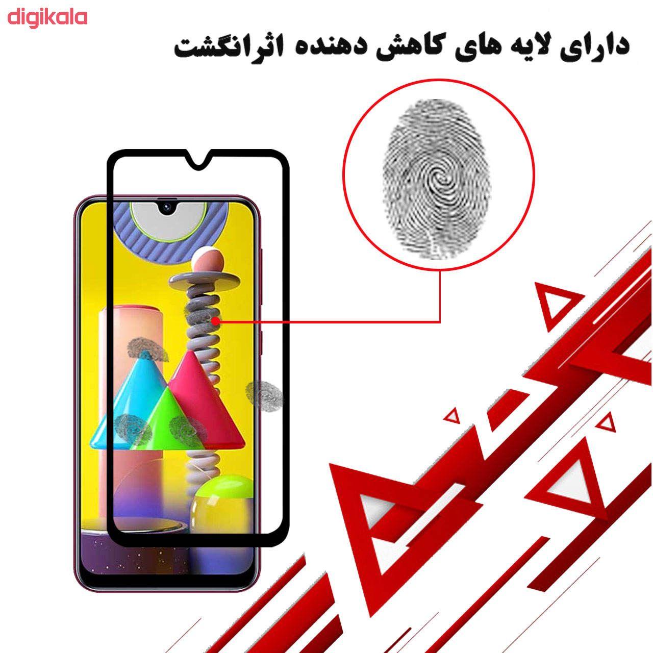 محافظ صفحه نمایش فوکس مدل PT001 مناسب برای گوشی موبایل سامسونگ Galaxy M31 main 1 8