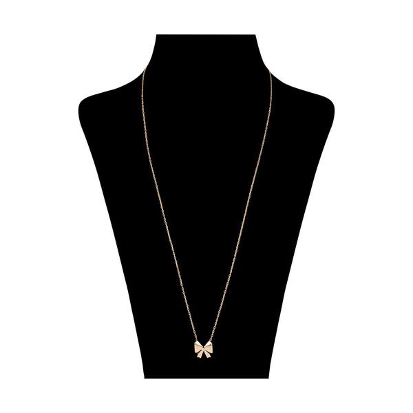 گردنبند طلا 18 عیار زنانه مدیسا مدل N7012