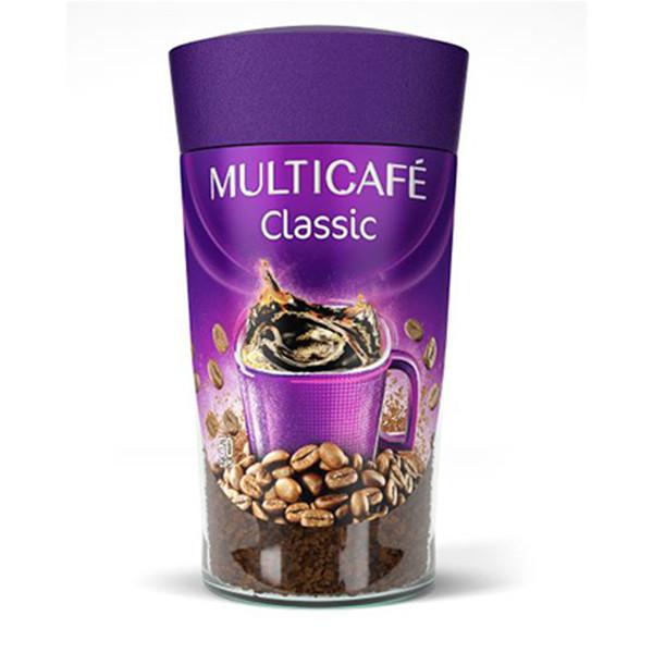 قهوه فوری کلاسیک مولتی کافه - 100 گرم