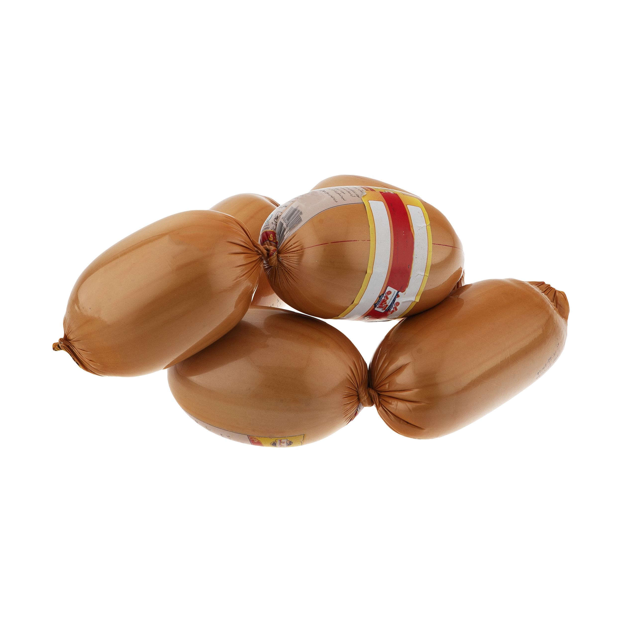 سوسیس بلغاری  55 درصد گوشت قرمز آندره - 1 کیلوگرم