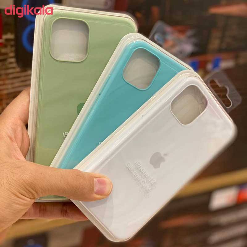 کاور مدل Silic مناسب برای گوشی موبایل اپل Iphone 12 Pro Max main 1 1