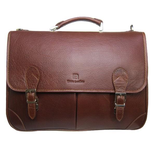 کیف اداری مردانه انزو چرم مدل FL 24288