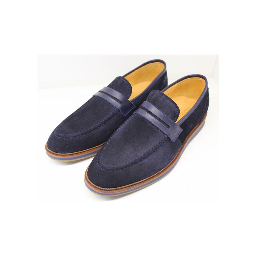 کفش روزمره مردانه چرم آرا مدل sh025 کد so -  - 9