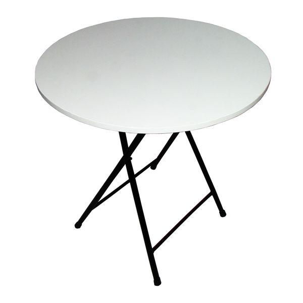 میز ناهارخوری میزیمو مدل تاشو کد 5613