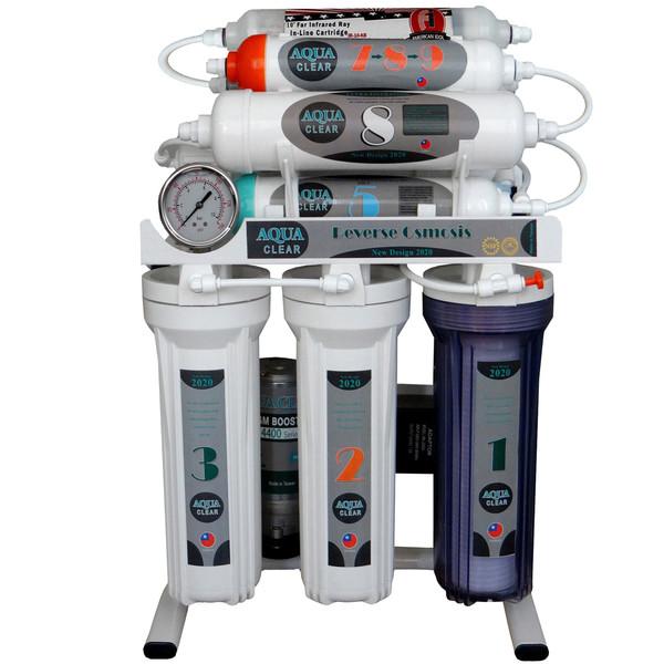 دستگاه تصفیه کننده آب آکوآ کلیر مدل NEWDESIGN 2020 - AFA9