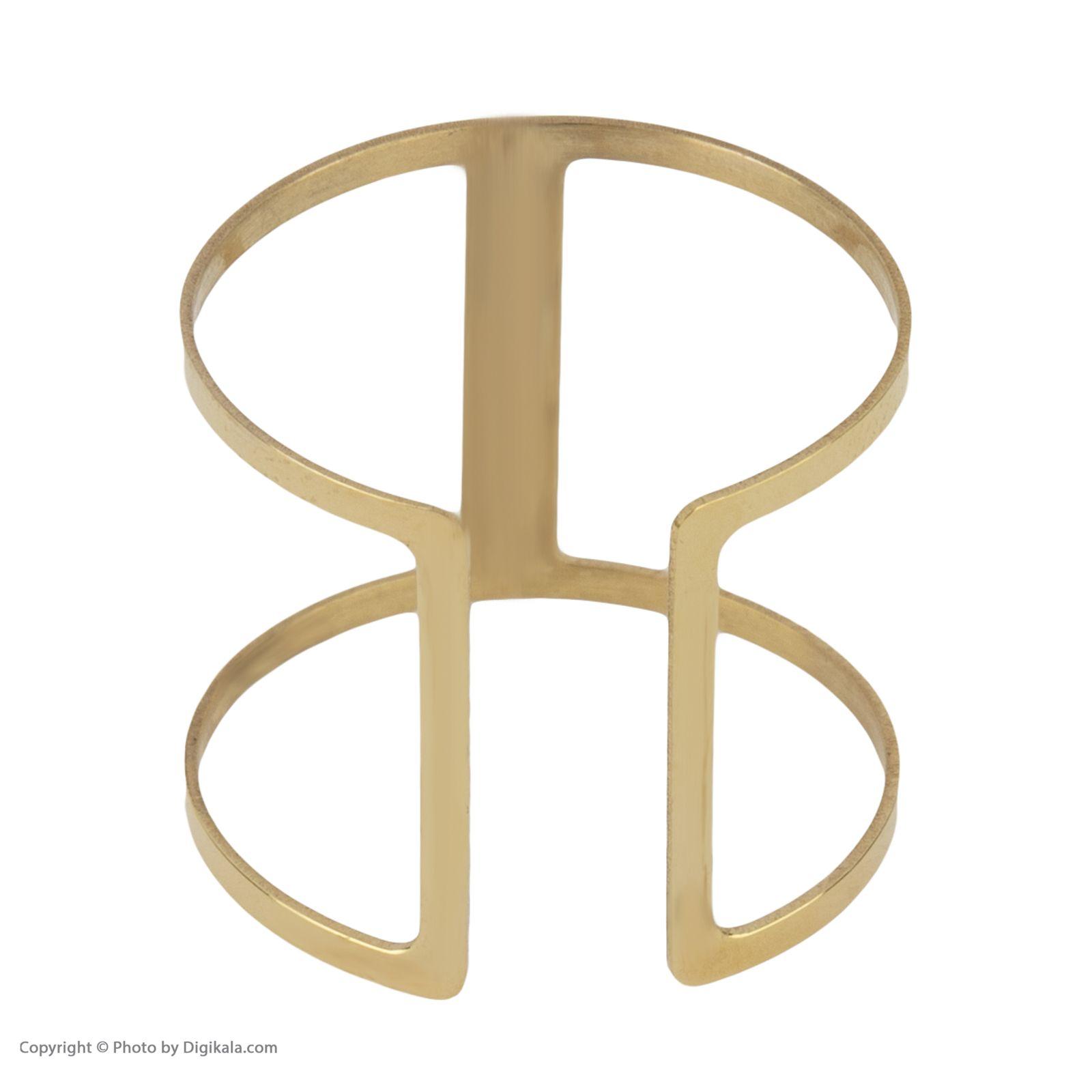 انگشتر طلا 18 عیار زنانه نیوانی مدل NR027 -  - 6