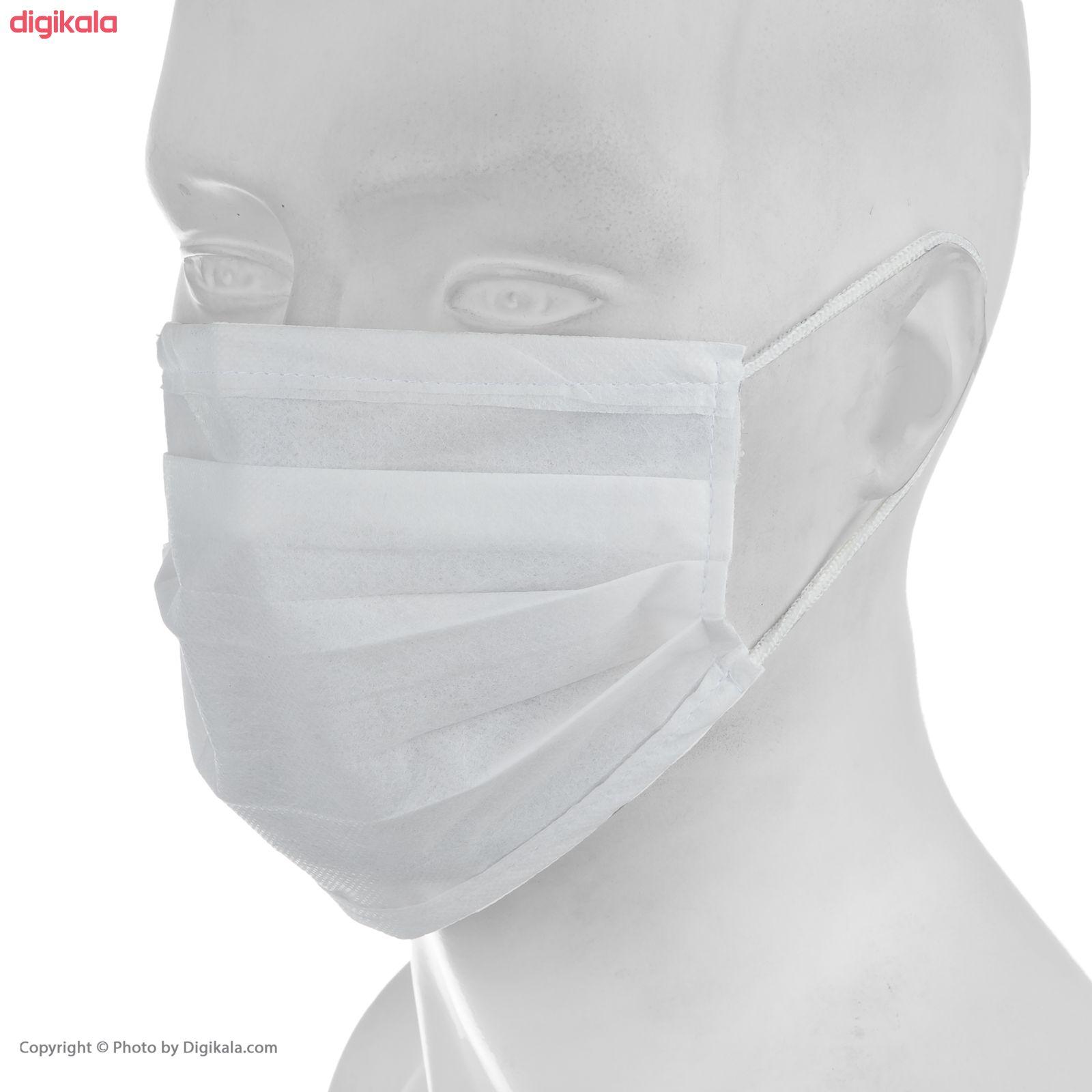 ماسک تنفسی مدل M01 بسته 10 عددی main 1 6
