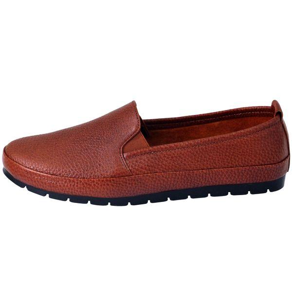 کفش روزمره زنانه آدین چرم کد DK29.as