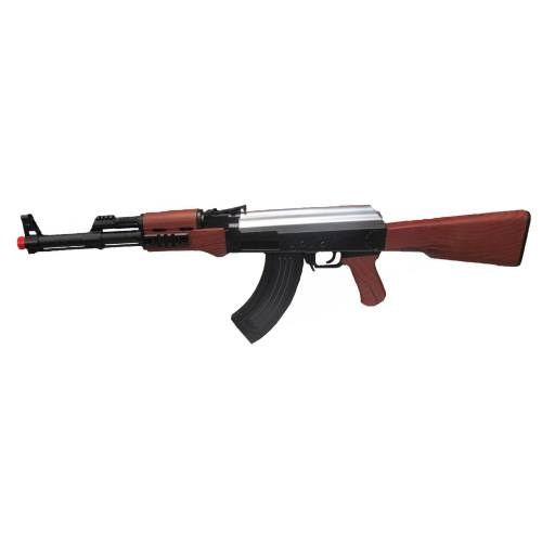 اسباب بازی تفنگ مدل AK123