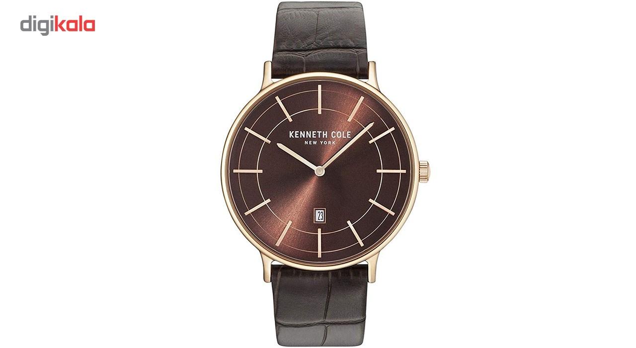 خرید ساعت مچی عقربه ای مردانه کنت کول مدل KC15057013