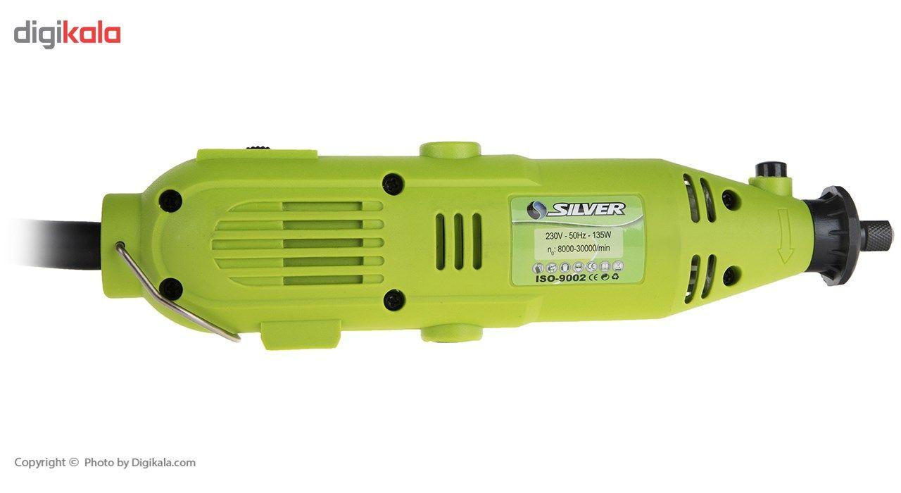 فرز انگشتی سیلور مدل  GTP01A23 main 1 3
