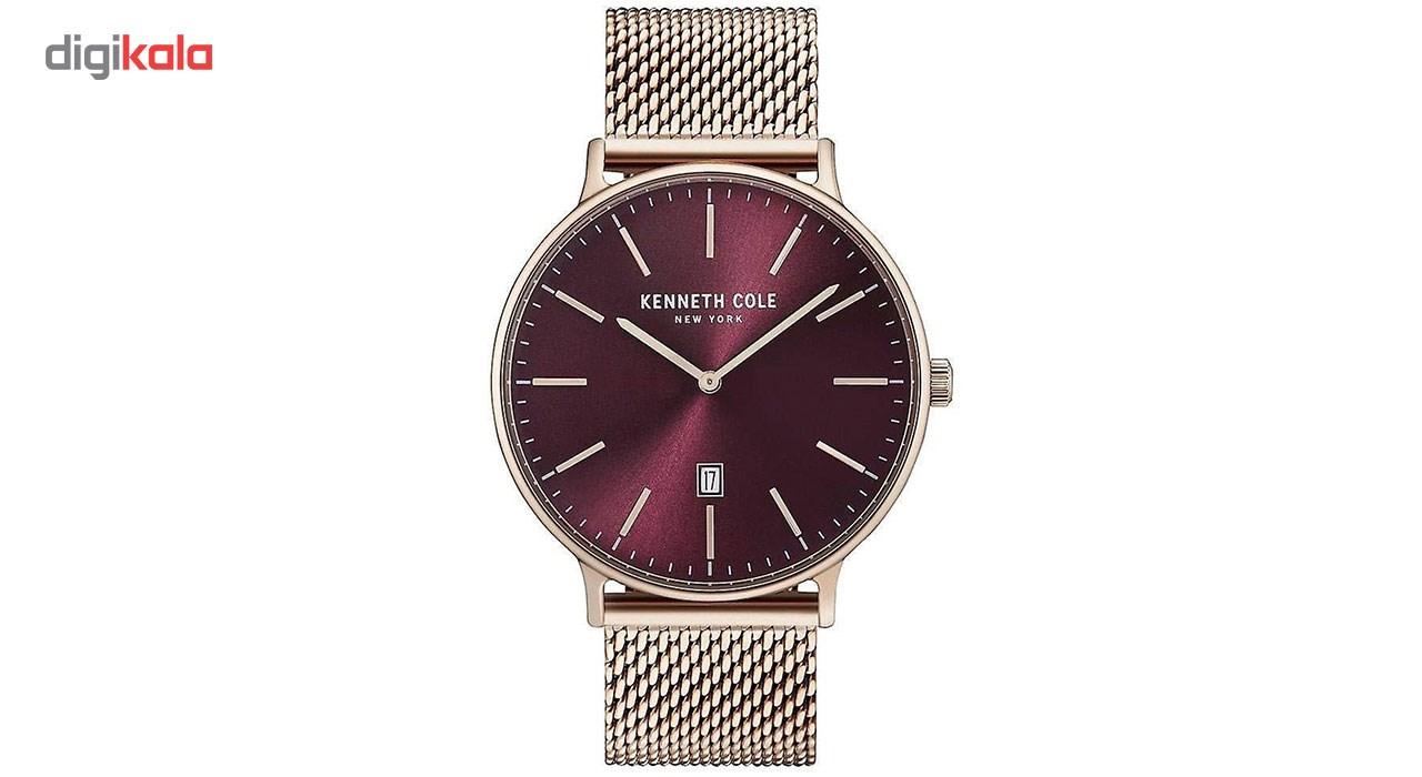 خرید ساعت مچی عقربه ای مردانه کنت کول مدل KC15057010