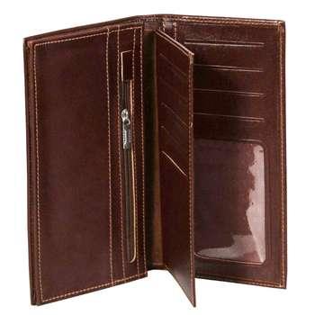 کیف کتی مردانه چرم طبیعی چرم ناب کد K14