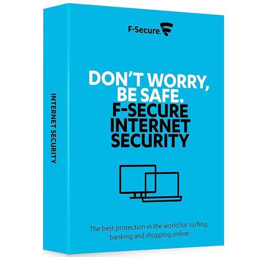 آنتی ویروس اف سکیور  نسخه اینترنت سکیوریتی 1 ساله