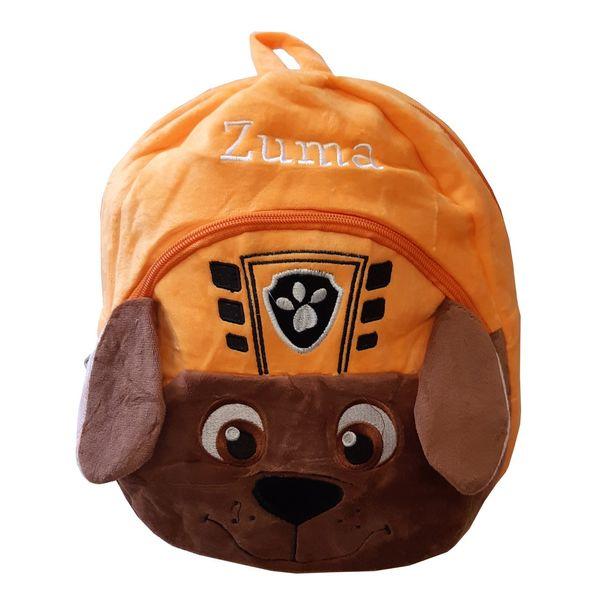کوله پشتی کودک مدل سگ کد7