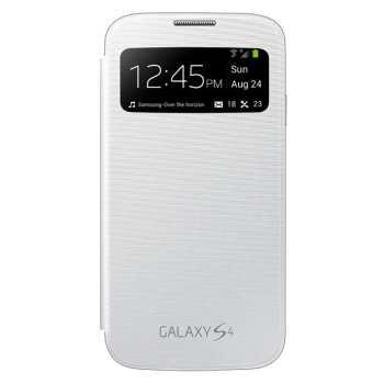 کیف کلاسوری مدل S View مناسب برای گوشی موبایل سامسونگ گلکسی S4