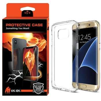 کاور کینگ کونگ مدل Protective TPU  مناسب برای گوشی سامسونگ گلکسی S7 Edge