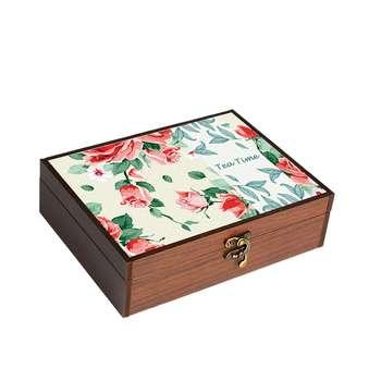 جعبه چای و نسکافه هوم لوکس مدل HT9022