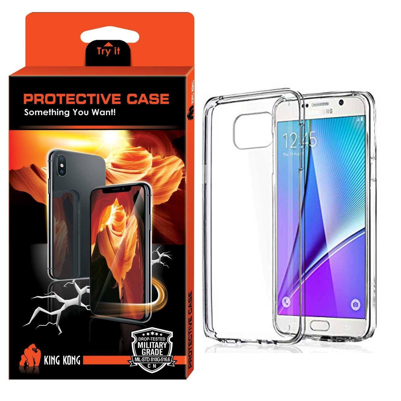 کاور کینگ کونگ مدل Protective TPU  مناسب برای گوشی سامسونگ گلکسی Note 5