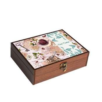 جعبه چای و نسکافه هوم لوکس مدل HT9021