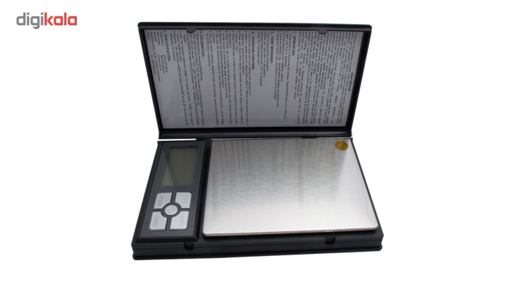 ترازو دیجیتال مدل نوتبوکی 500 گرمی