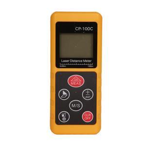 متر لیزری مدل CP-100C