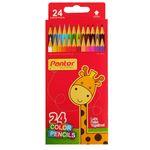 مداد رنگی 24 رنگ پنتر مدل IR کد 143215