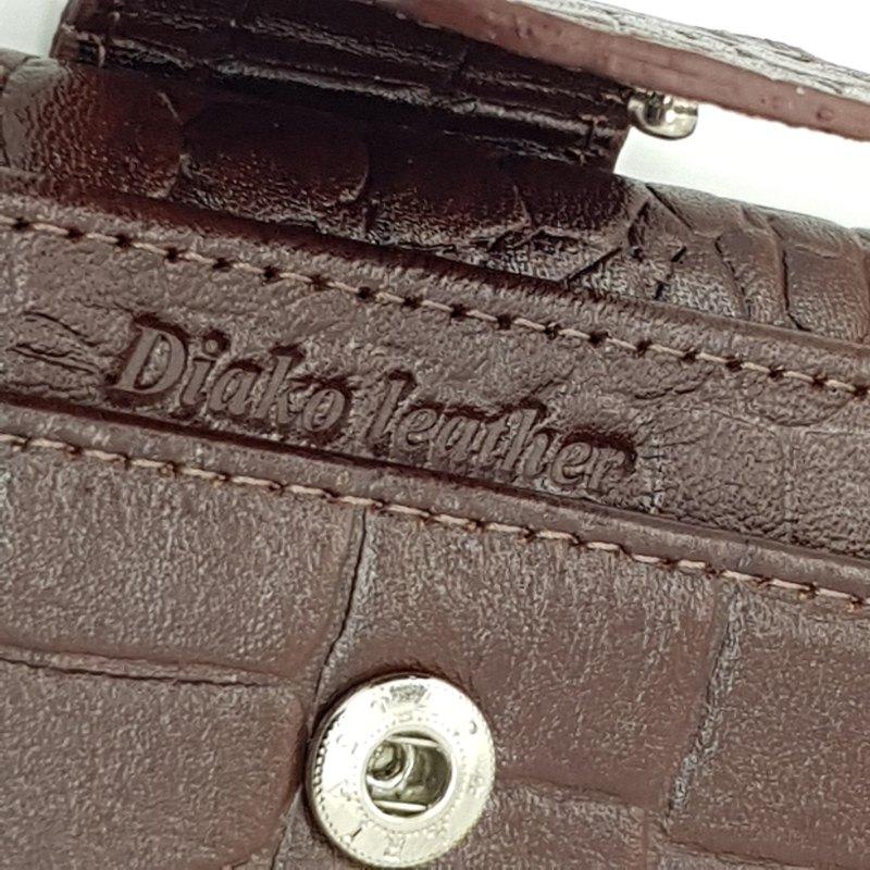 کیف پول زنانه چرم دیاکو مدل 315oro