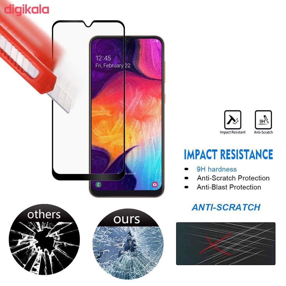 محافظ صفحه نمایش فوکس مدل PT001 مناسب برای گوشی موبایل سامسونگ Galaxy A30 main 1 8