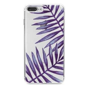 کاور  ژله ای مدل Purple  مناسب برای گوشی موبایل آیفون 7 پلاس و 8 پلاس
