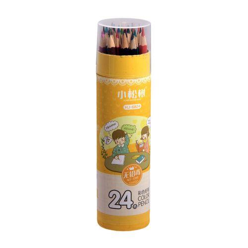 مداد رنگی 24 رنگ کد dmd02
