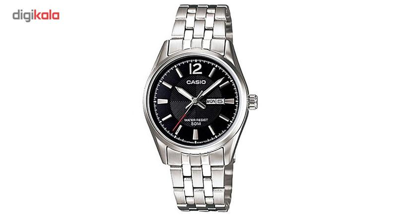 ساعت مچی عقربه ای مردانه  کاسیو مدل mtp-1335d-1avudf