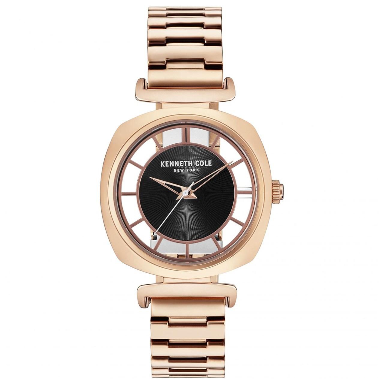 ساعت مچی عقربه ای زنانه کنت کول مدل KC15108001