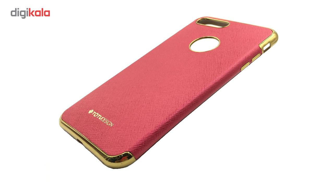 کاور توتو مدل Fashion Case مناسب برای گوشی موبایل آیفون 7/8 Plus main 1 1