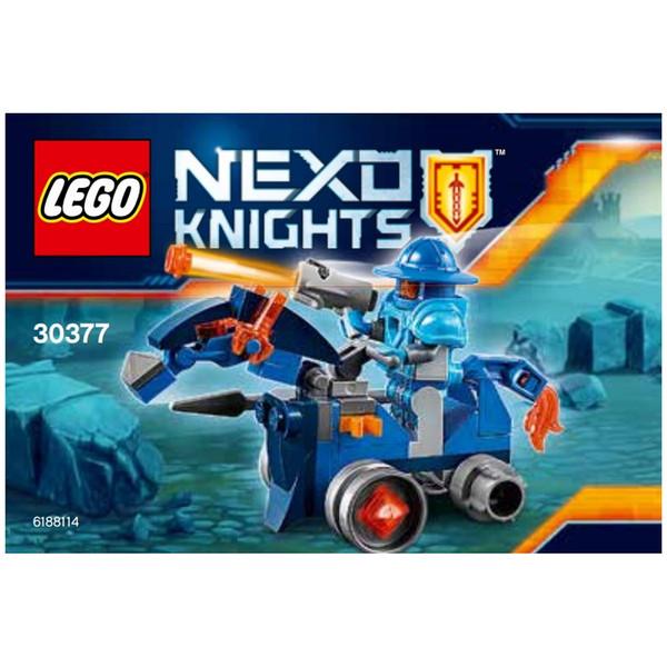 لگو سری Nexo Knights مدل Motor Horse 30377