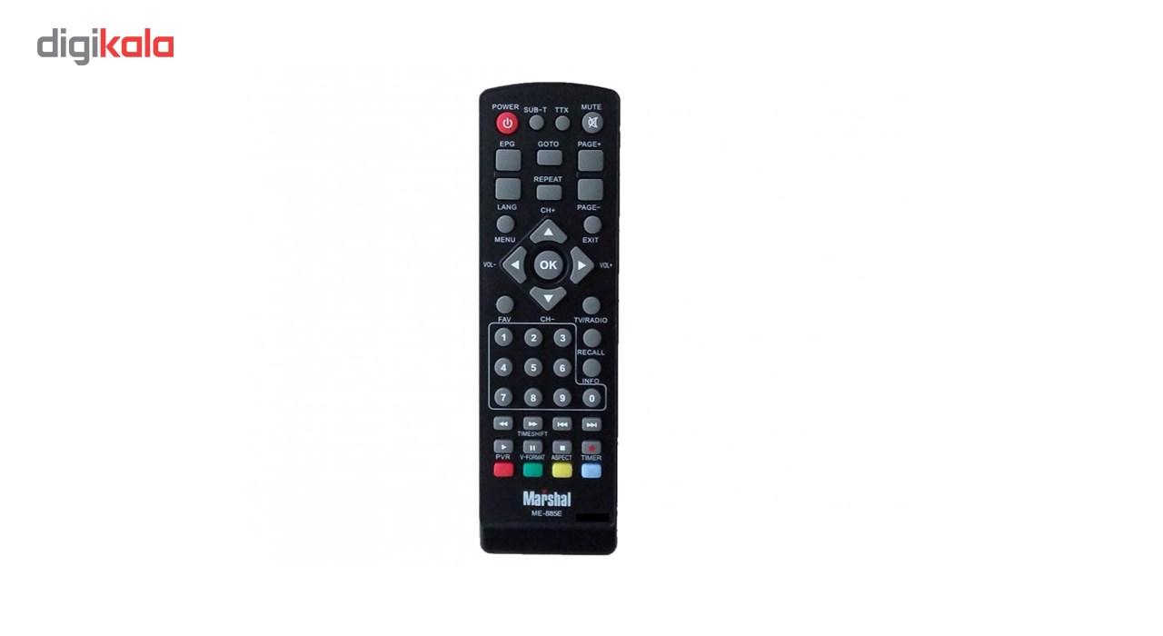 خرید اینترنتی کنترل گیرنده دیجیتال مارشال مدل ME-885 اورجینال