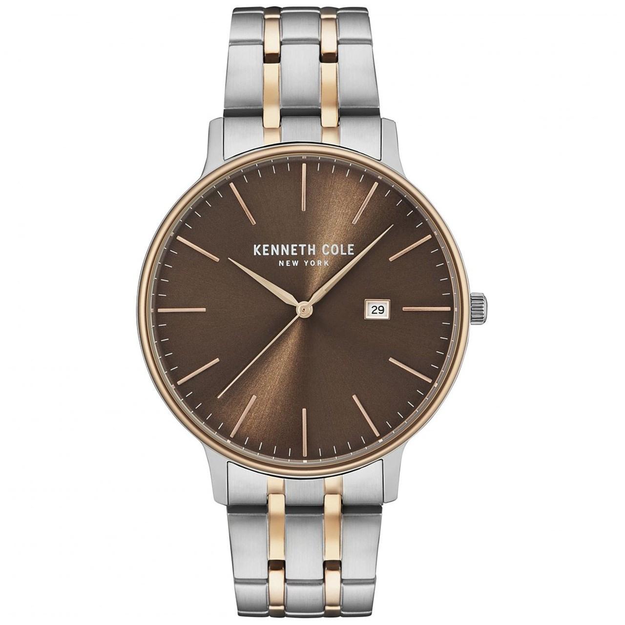 ساعت مچی عقربه ای مردانه کنت کول مدل KC15095001