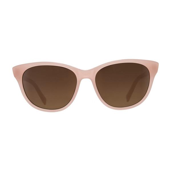 عینک آفتابی اسپای سری Spritzer مدل Matte Translucent Blush/Bronze Fade