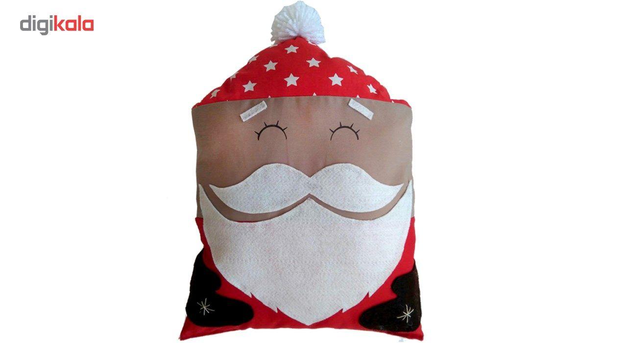 سرویس 6تکه محافظ تخت کودک دالی مدل Christmas