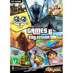 مجموعه بازی کامپیوتری Age of Game Collection 6