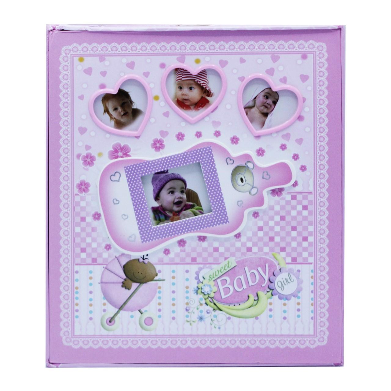 آلبوم عکس کینو فیت مدل Baby Story کد 6004