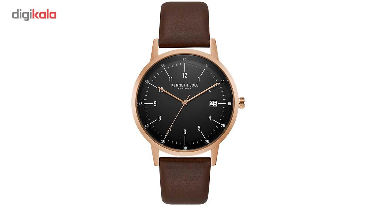 خرید ساعت مچی عقربه ای مردانه کنت کول مدل KC50063001
