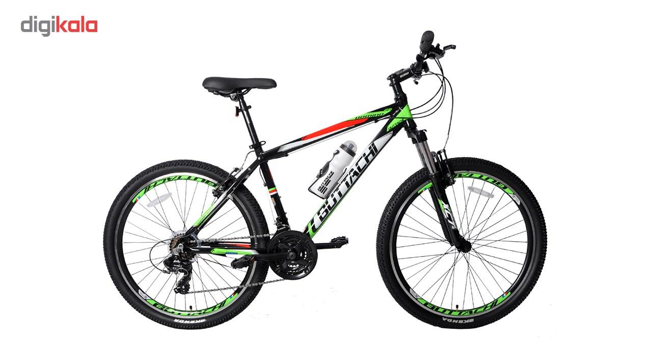 دوچرخه کوهستان بوتاچی مدل Domino سایز 26 V-Brake