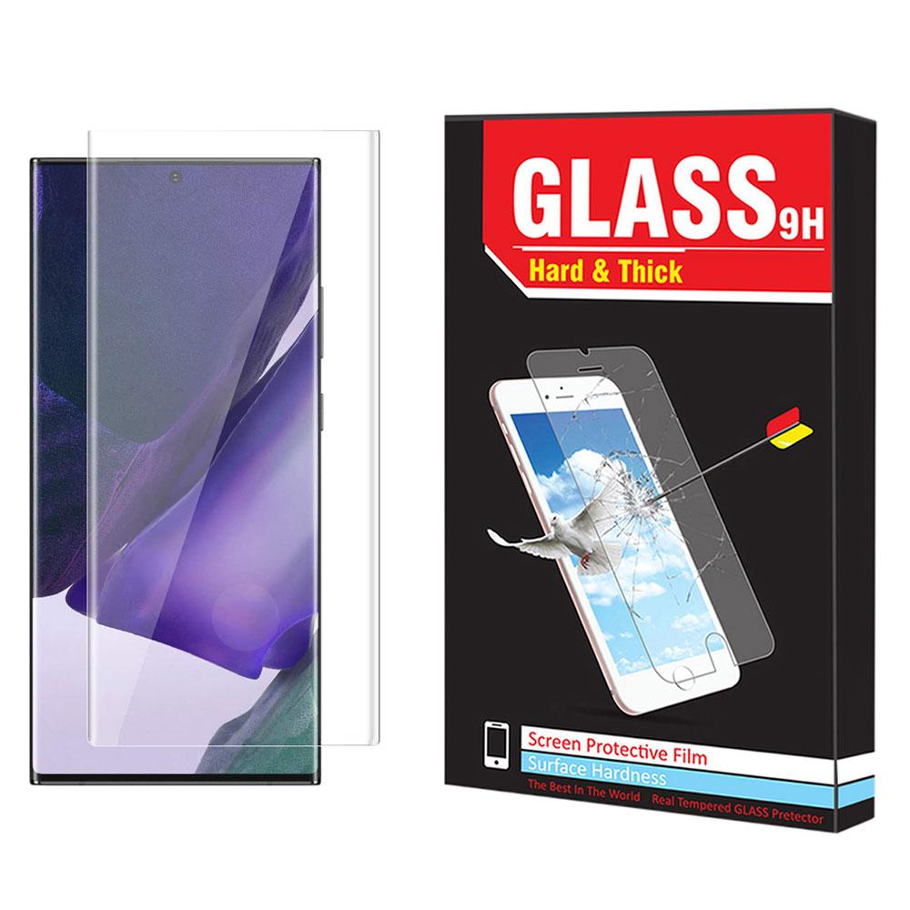 محافظ صفحه نمایش یووی لایت Hard and thick مدل U-02 مناسب برای گوشی موبایل سامسونگ Galaxy Note 20 Ultra
