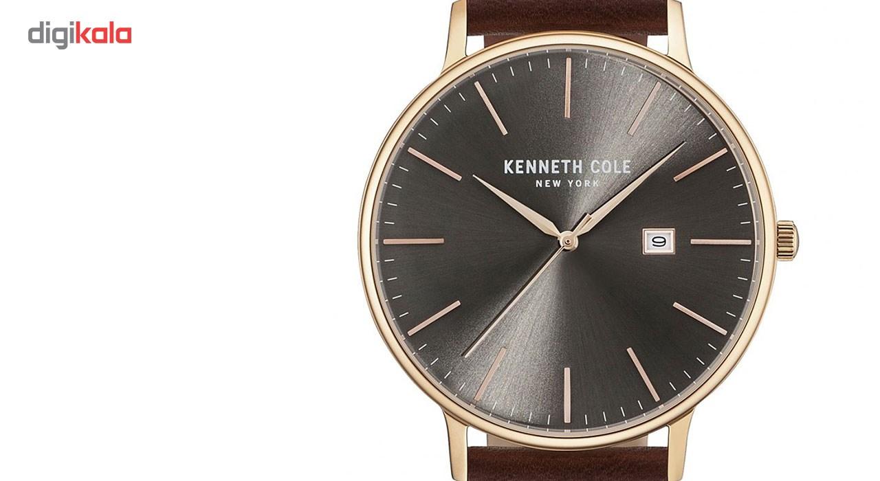ساعت مچی عقربه ای مردانه کنت کول مدل KC15059008