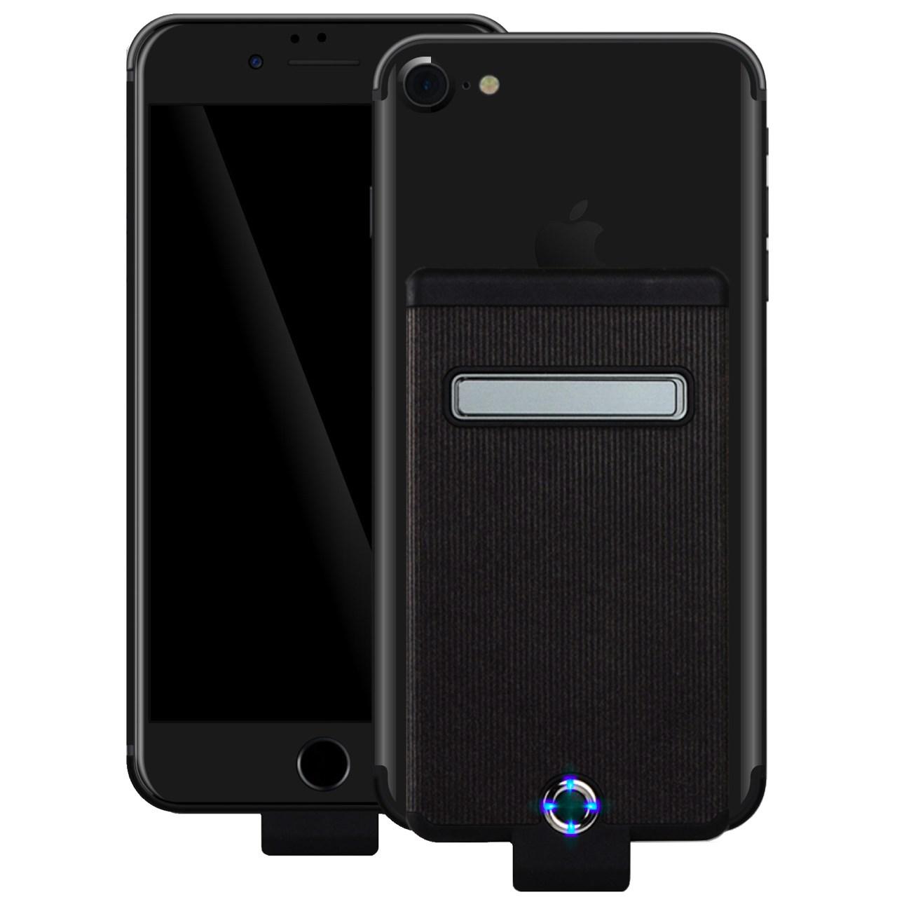 قیمت شارژر همراه ویکآپ ورلد مدل Back Clip Power ظرفیت 5000 میلی آمپر ساعت مناسب برای iphone 8