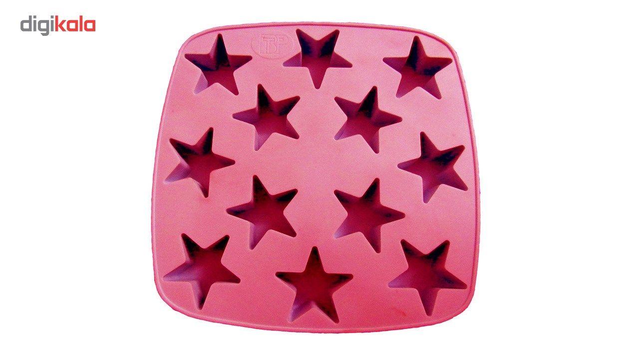 قالب کیک و ژله سیلکونی تاپکو مدل ستاره main 1 2