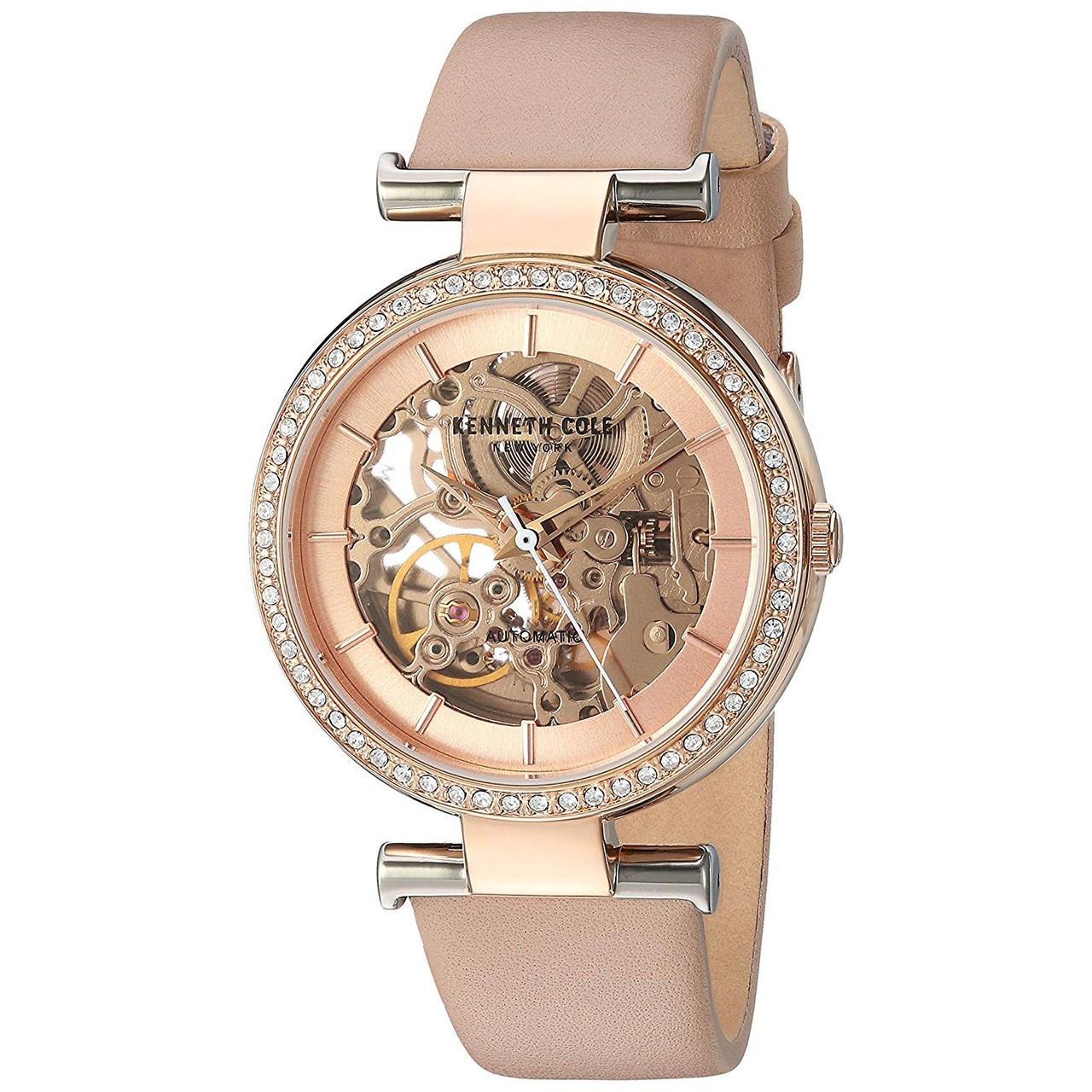 خرید ساعت مچی عقربه ای زنانه کنت کول مدل KC15107002
